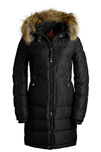 Parajumpers LIGHT LONG BEAR Jacket - Black - Womens - L