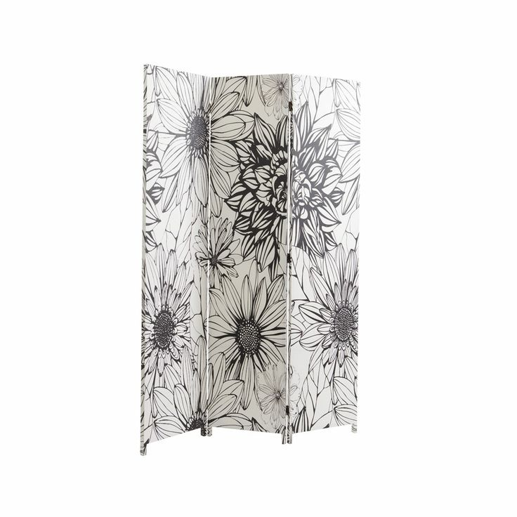 Black and White Flower Screen $99 #Dare #SupaCenta #GiftGuides