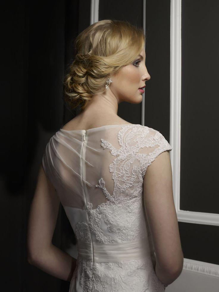 15 best European Bridal images on Pinterest   Short wedding gowns ...