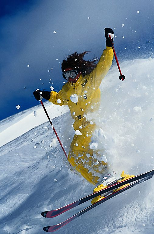 SNOW SKI! #Skiing -- Find articles on adventure travel, outdoor pursuits, and extreme sports at http://adventurebods.com