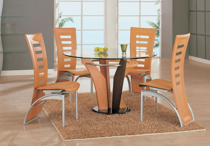 sensational-design-of-modern-dining-room-furniture-ideas-for-indoor-cafe-presenting-tempered-glass-round-bistro-table-with-triple-solid-wood-base-legs-and-trendy-orange-plastic-dining-chairs-by-inclin.jpg (2012×1398)