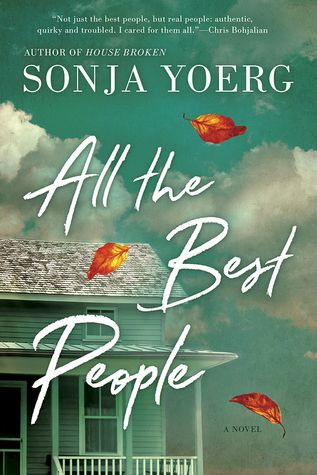 The Book Bag: All the Best People by Sonja Yoerg ~ My Thoughts