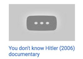 German Library Claims Copyright on Nazi Anthem Censors Documentary on YouTube  When it comes to Nazi propaganda Germany has an extensive censorship track record. After the Second World War it was policy to ban all Nazi propaganda most famously Hitlers Mein Kampf.  Even today the issue is still a hot topic. For example earlier this week our attention was drawn towards a rather unusual censorship effort on behalf of the German National Library.  With help from BR:Enter Music the Deutsche…