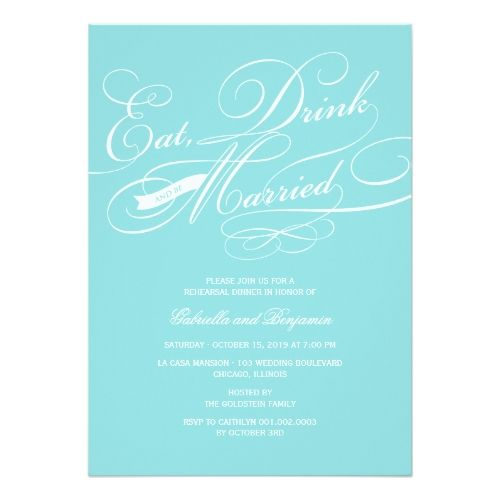 741 best formal wedding invitations images on pinterest formal formal dinner rehearsal dinner invitations eat drink and be married rehearsal dinner invite thecheapjerseys Images