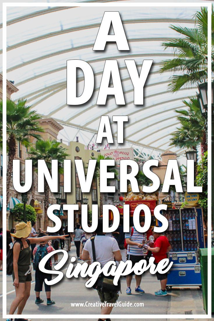 Universal Studios Singapore is a smaller park than its American counterpart but is still just as magical and fun and definitely worth a visit for anyone who loves rides, movies or theme parks.