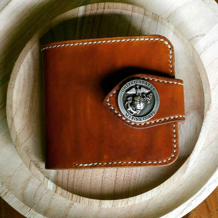 """24 Likes, 2 Comments - AZé Leatherworks (@azeleatherwork) on Instagram: """"""""VERTICAL BIFOLD WALLET"""" ••• Material Descriptions : - Indonesian Vegetable Tanned Leather - Hand…"""""""