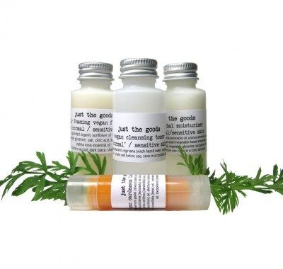 An interview with Just the Goods, a fantastic vegan skincare company!