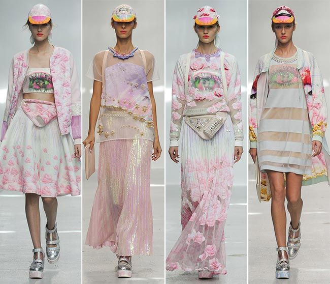 Manish Arora Spring/Summer 2015 Collection - Paris Fashion Week