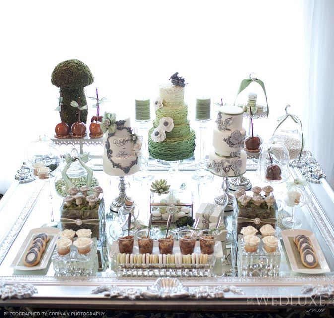 White Wedding Dessert Table: 25+ Best White Dessert Tables Ideas On Pinterest