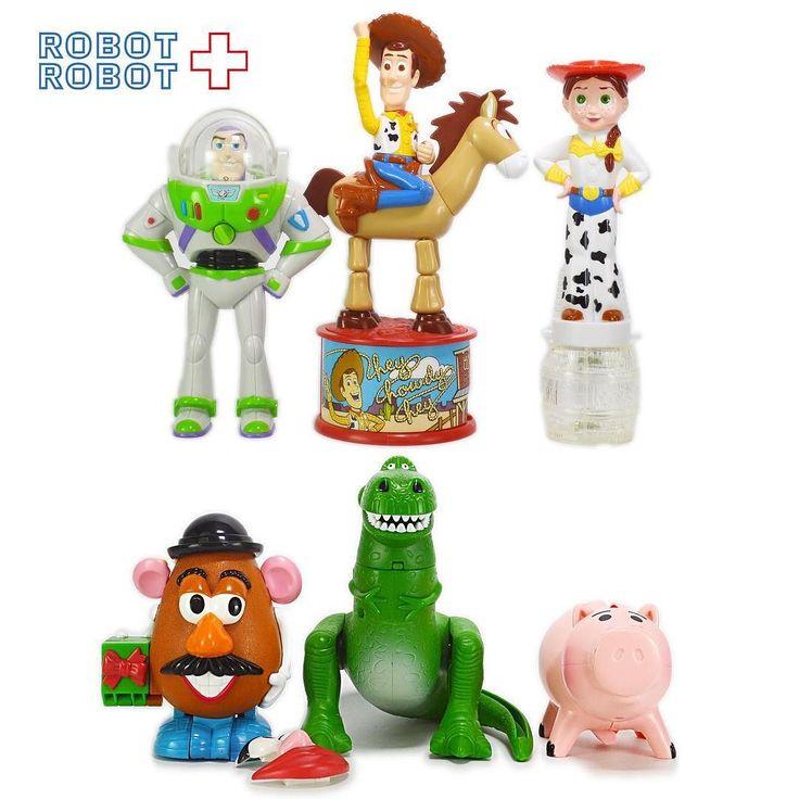 マクドナルド トイストーリー2 キャンディーディスペンサーフィギュア ハッピーセット McDonald's TOY STORY 2 Candy Dispenser #ToyStory #トイストーリー  #ピクサー #Pixar #Disney #ディズニー #アメトイ #アメリカントイ #おもちゃ  #おもちゃ買取 #フィギュア買取 #アメトイ買取 #vintagetoys #中野ブロードウェイ #ロボットロボット  #ROBOTROBOT #中野 #トイストーリー買取  #ピクサー買取 #WeBuyToys
