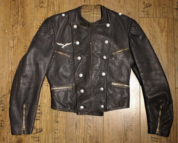Early 1930's Luftwaffe pilots jacket. Great provenance on this one. Def been there.