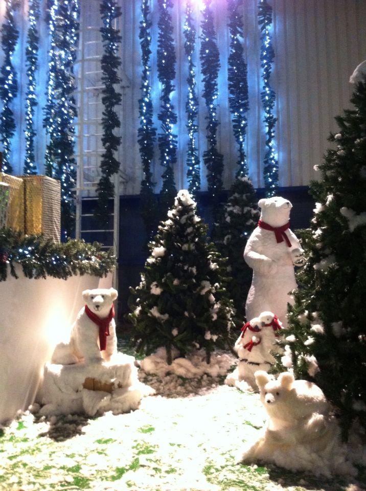 Natale in Fiat stabilimento di pomigliano. #napoli #pomigliano #fiat #edf #natale2014