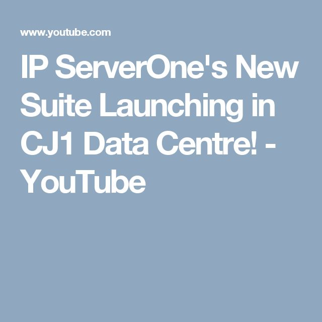 We're very proud and excited to announce the launching of our brand-new data center on last Friday located in CJ1. The new data center offers tier 3 redundancy, reliability and will help us continue to expand our footprint.