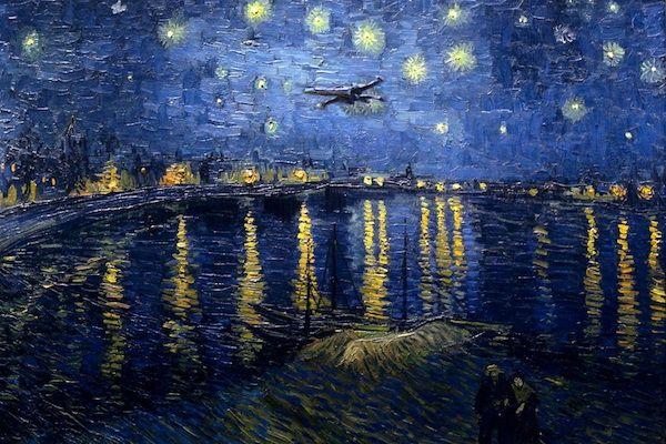 La historia del arte según La Guerra de las Galaxias » No Puedo Creer