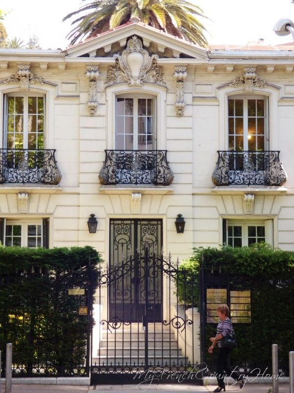 French Country Decor Exterior