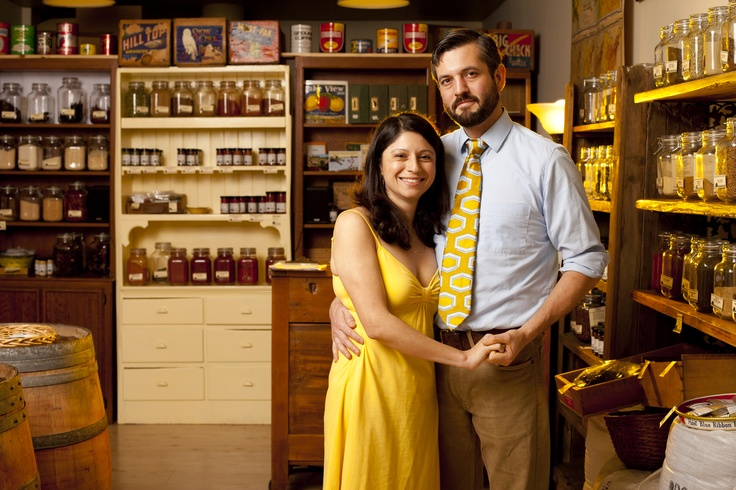 John and Erica at Oaktown Spice Shop are our next-door neighbors and they offer an amazing array of high quality herbs and spices paired with top-shelf service.  Tell 'em we sent you ;)