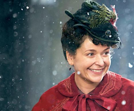 Dorcas Lane, from Lark Rise to Candleford. I have learned a lot of from you.