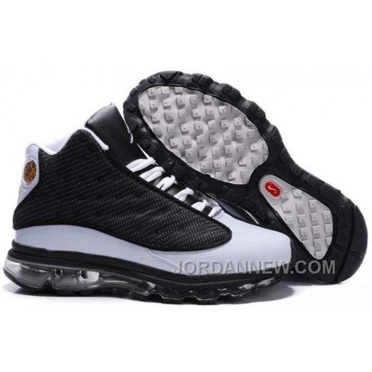 Men's Nike Air Max Jordan 13 Shoes White/Black Super Deals BPZEtDA, Price: $105.59 - Air Jordan Shoes, Michael Jordan Shoes - JordanNew.com