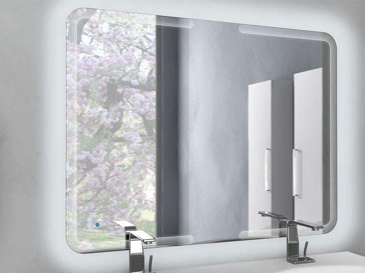 63 best images about specchi e lampade bagno on pinterest - Specchio bagno 70x90 ...