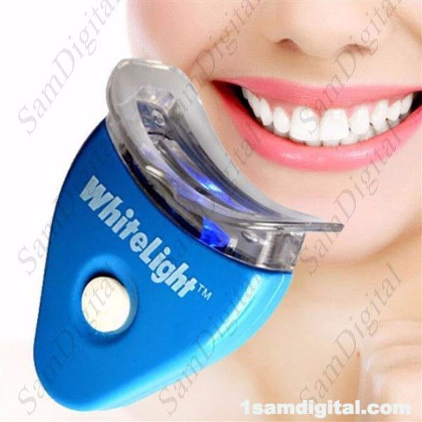 White Light Teeth Whitening Healthy Oral Care Kit For Personal Dental Care