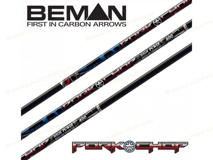 BEMAN - PORK CHOP ARROW !! 500 spine 10 pack!! 29