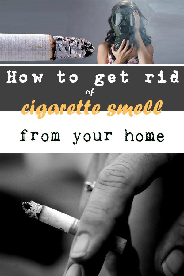 How to get rid of cigarette smell from your home - nCleaningTips.com