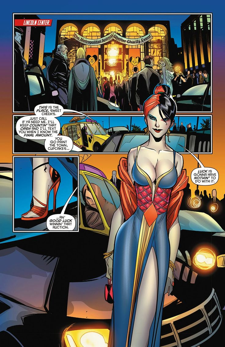Harley Quinn – Valentine's Day Special 001 (2015) | Viewcomic reading comics online for free