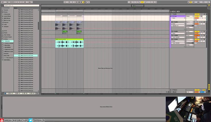 how to record and add to midi ableton