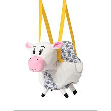 ExerSaucer Soft N Snuggly Doorway Jumper - Cowtastic