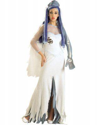 Corpse bride kostuum