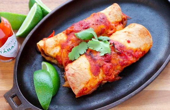 Enchiladas - La cuisine De Jean-Philippe