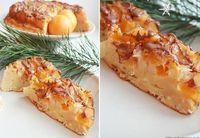 Заливной мандариновый пирог. Покорит вас!
