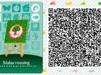 "Les qr codes Thème ""amiibo festival"" : Amiibo Festival Pattern Set #6"