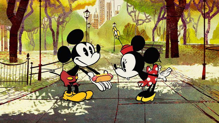 New Paul Rudish Disney Art