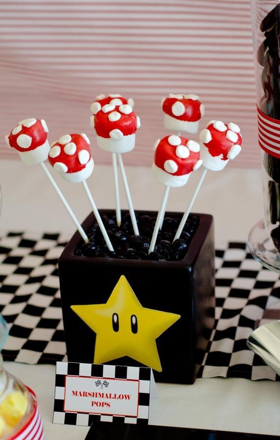 Mario Party 'Toadstools' :) @Felicia Davidsson Davidsson Davidsson Davidsson Davidsson Tillery