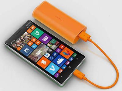 Carregador portátil para smartphones da Microsoft - http://www.blogpc.net.br/2015/07/Carregador-portatil-para-smartphones-da-Microsoft.html #carregador
