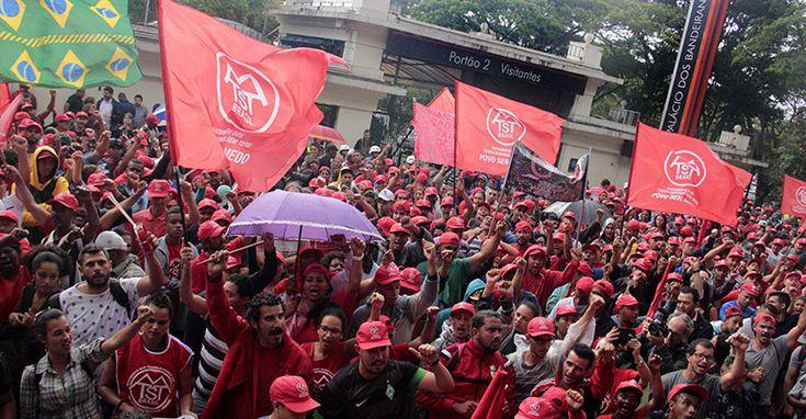 MTST conquista avanços para trabalhadores sem teto da Ocupação Povo Sem Medo