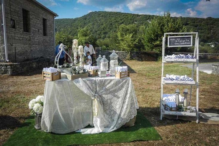 Στολισμός,Ν. Ιωαννίνων,Δημιουργικό Γραφείο ΜωΒ www.gamosorganosi.gr