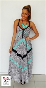 The Fox Dress by Bless'ed are the Meek - Shugah Boutique