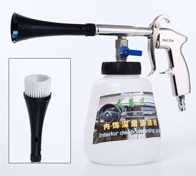 31.50$  Watch more here - http://aiyx4.worlditems.win/all/product.php?id=32800312588 - High Quality New Indoor Tornador CarWasher Gun, high pressure washermachine,Car clean gun +Free shipping