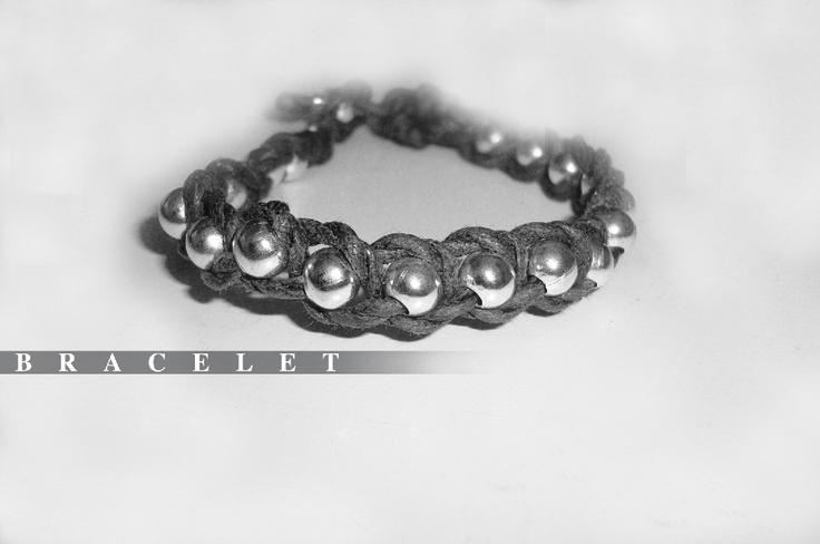 #bracelet#  http://www.facebook.com/fabioGalgano.apparel