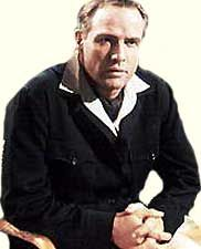 Марлон Брандо (Brando) — американский актер театра и кино, лауреат приза «Оскар» («В порту», 1954; «Крестный отец», 1972) - http://to-name.ru/biography/marlon-brando.htm