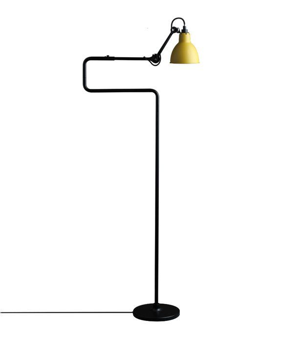 lampe gras 411 designed by bernard albin gras at. Black Bedroom Furniture Sets. Home Design Ideas