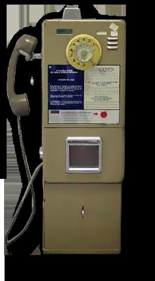 La prima cabina telefonica comparve a Milano il 10 febbraio del 1952