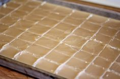 South African Creamy Condensed Milk Fudge | Tasty Kitchen: A Happy Recipe Community!