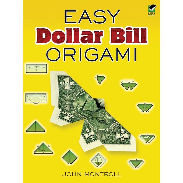 Best 25 money origami ideas on pinterest folding money for Easy dollar bill origami fish