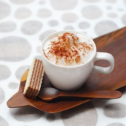 """Make a homemade """"Babyccino"""" for your little one!"""