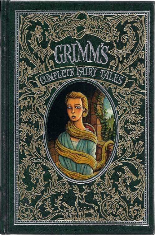 Complete Brother's Grimm fairy tales.