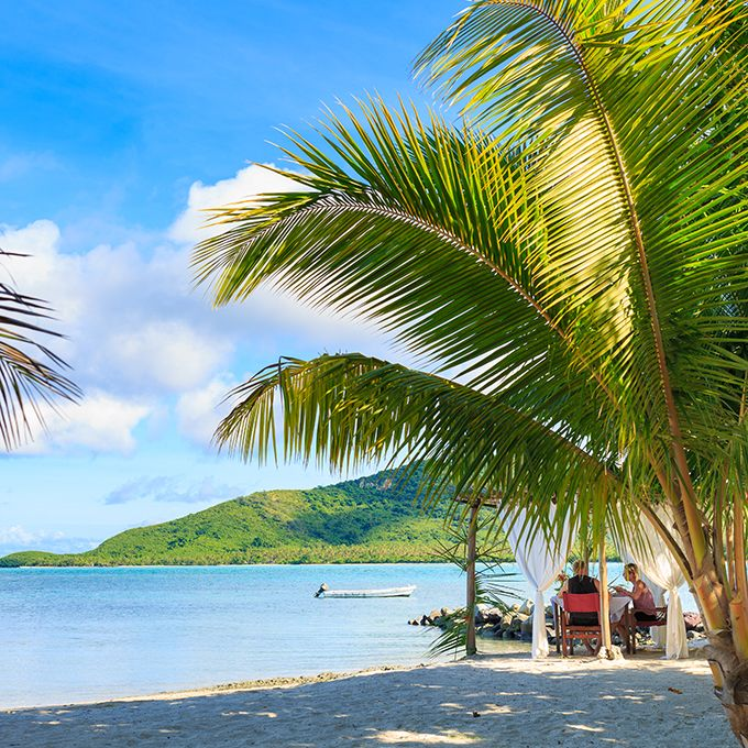 Brides.com: 2015 BRIDES Best Honeymoons: The Top 10 Resorts in the South Pacific