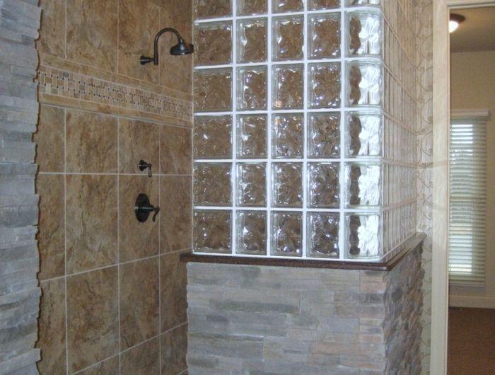 61 best Bano images on Pinterest Bricks, Bathroom and Bathroom ideas